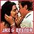 Jasper 'Jax' Jacks and Brenda Barrett
