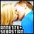 Annette Hargrove & Sebastian Valmont