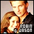 Jason Morgan and Robin Scorpio-Drake
