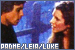Padme, Luke & Leia