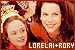 Relationship: Lorelai and Rory Gilmore
