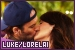 Relationship: Lorelai Gilmore and Luke Danes