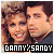 Relationship: Danny Zuko and Sandy Olsson