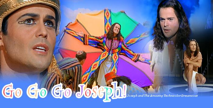 Go Go Go Joseph 183 183 The Joseph Amp The Amazing Technicolor